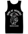 Sons of Anarchy kleding heren tanktop