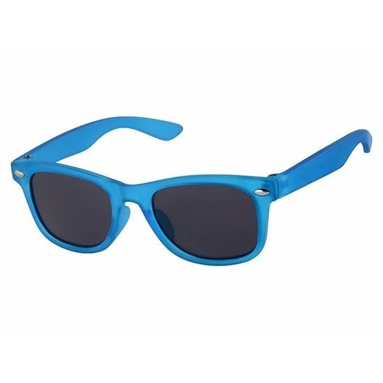 Blauwe baby en peuter zonnebrillen