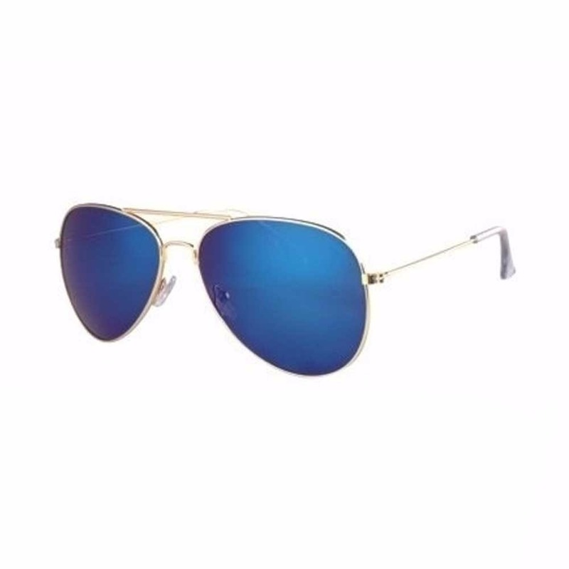Blauwe pilotenbril model 1227