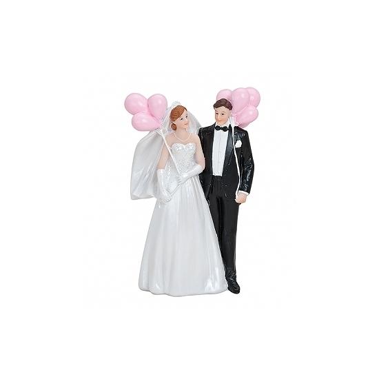 Bruidstaart poppetjes-figuren 14 cm