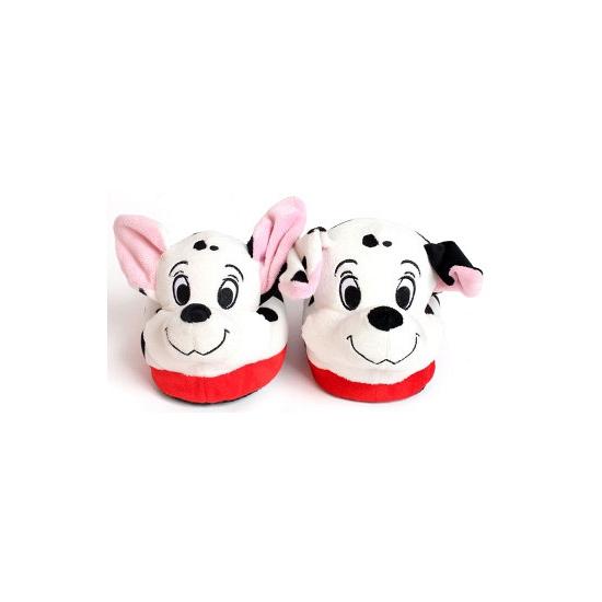 Comfortabele 101 Dalmatiers pantoffels voor kinderen