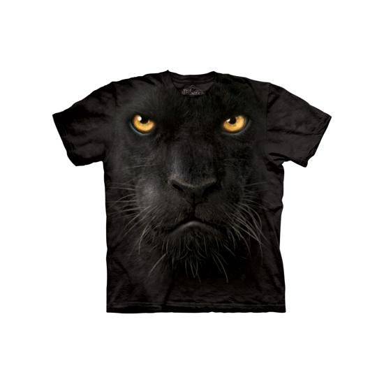 Dieren shirts zwarte panter