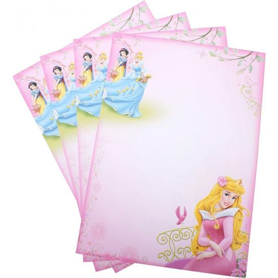 Disney Princess A4 kinder schrijfpapier 20 vellen