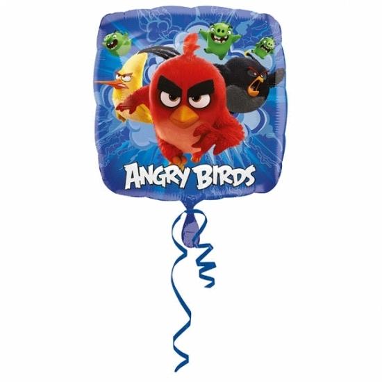 Feestartikelen Angry Birds folie ballon 43 cm