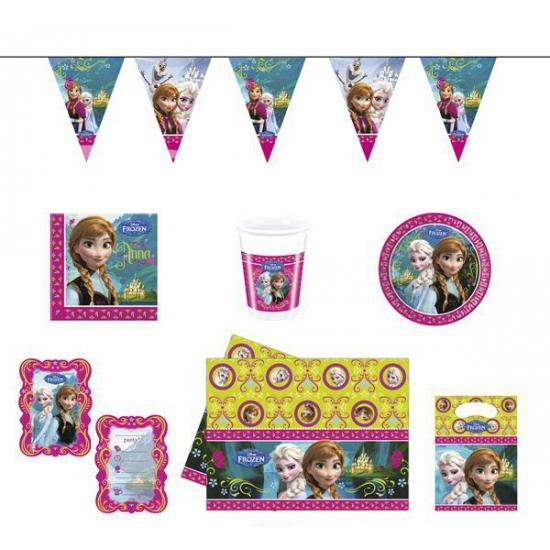 Frozen kinderfeest pakket