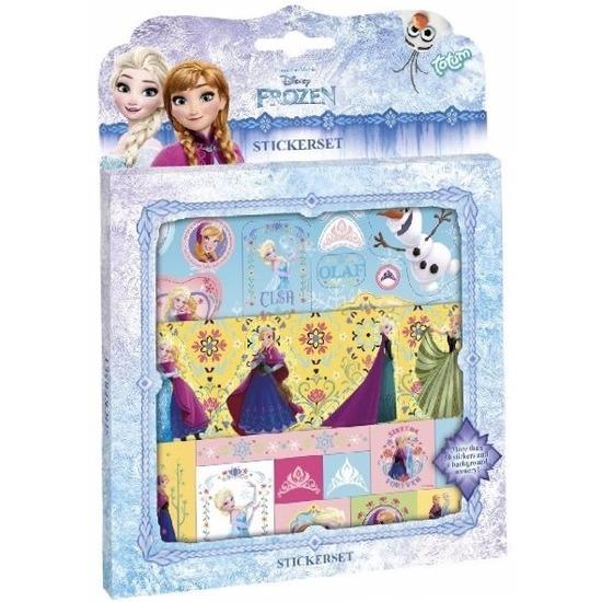 Frozen stickervellen Disney Hoge kwaliteit
