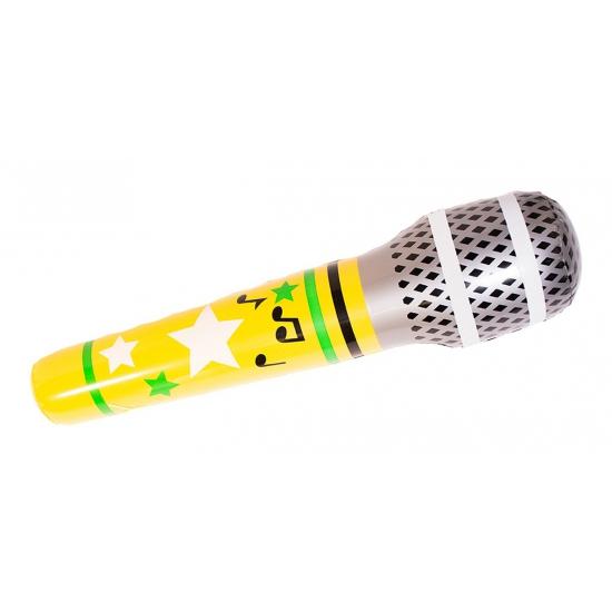 Grote opblaas microfoon 88 cm