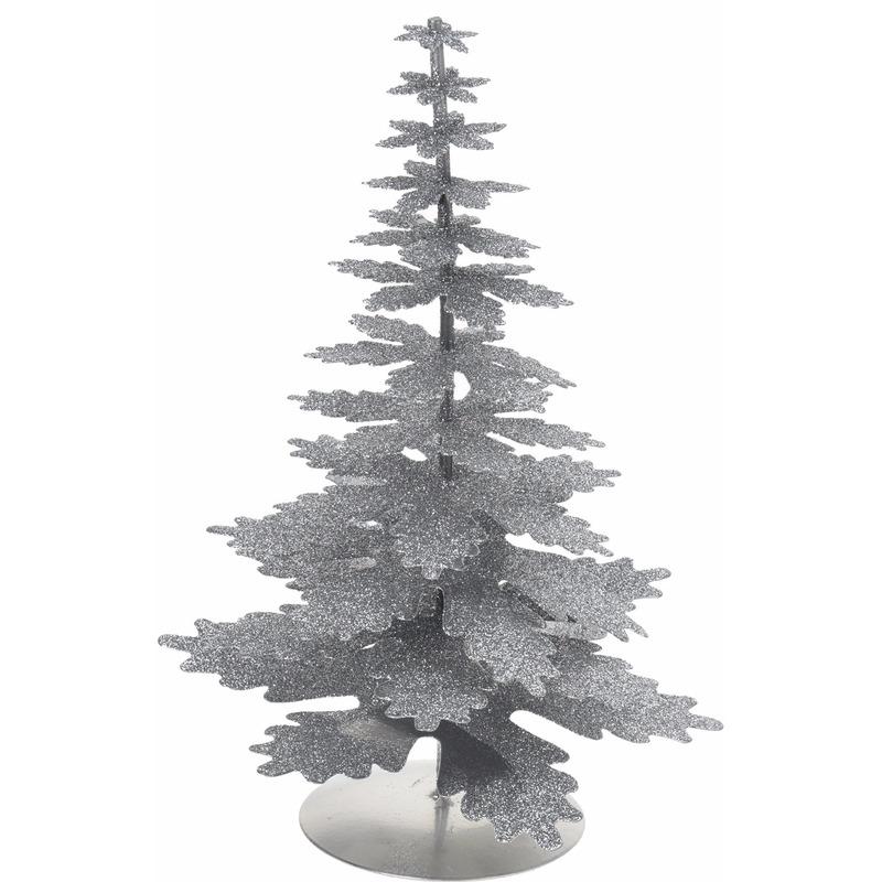 kerstbomen goud creme