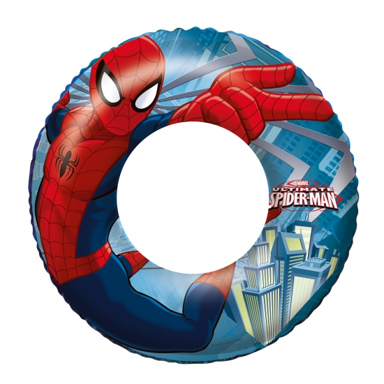 Opblaasbare zwemband van Spiderman 56 cm