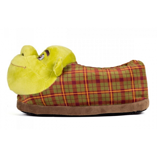Shrek pantoffels voor volwassenen