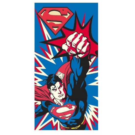 Superman handdoeken
