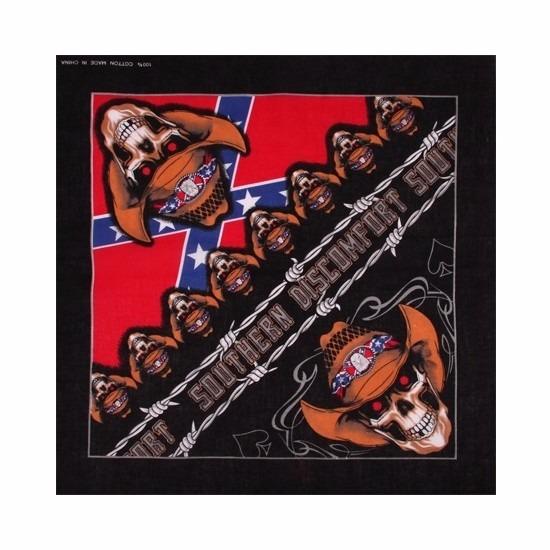 USA zuidelijke staten hoofddoek bandana