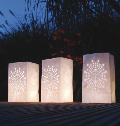 Candle Bags set  zon 26 cm