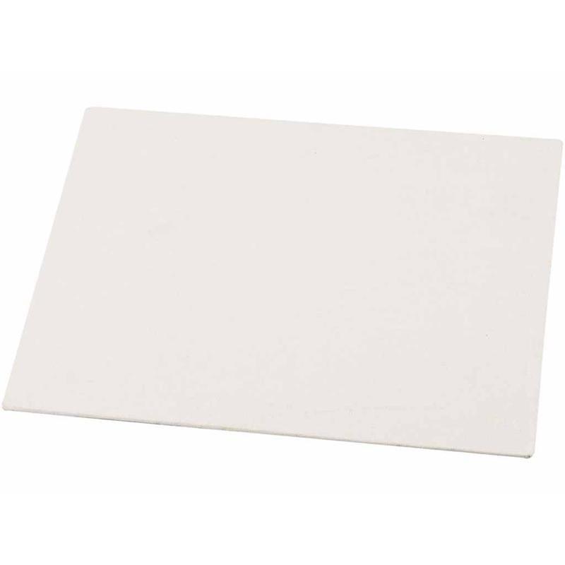 10x Canvas schilderijen maken dun doek-paneel 15 x 21 cm