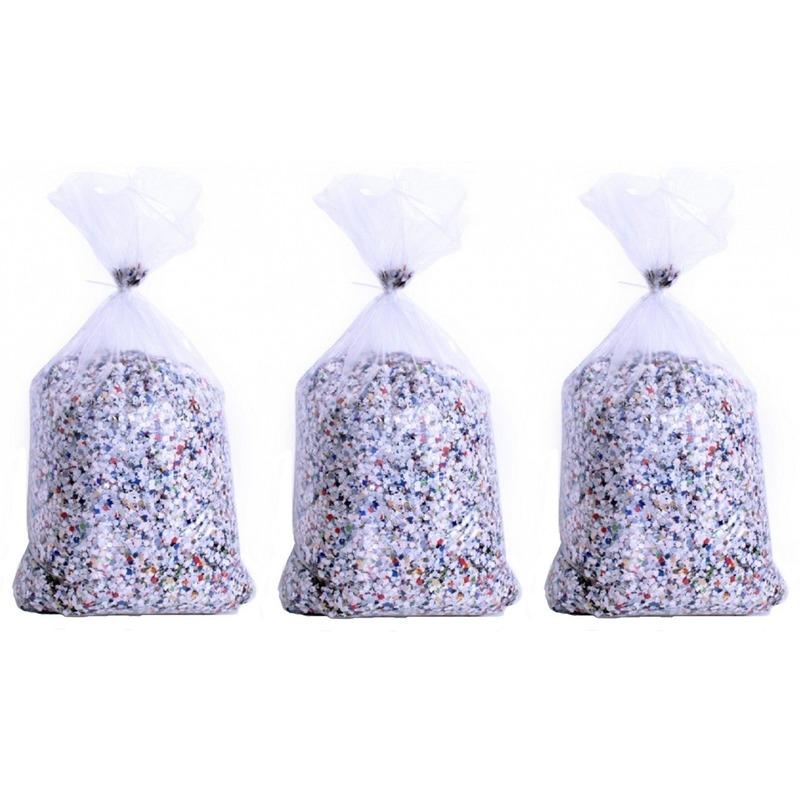 15 kilo strooi confetti
