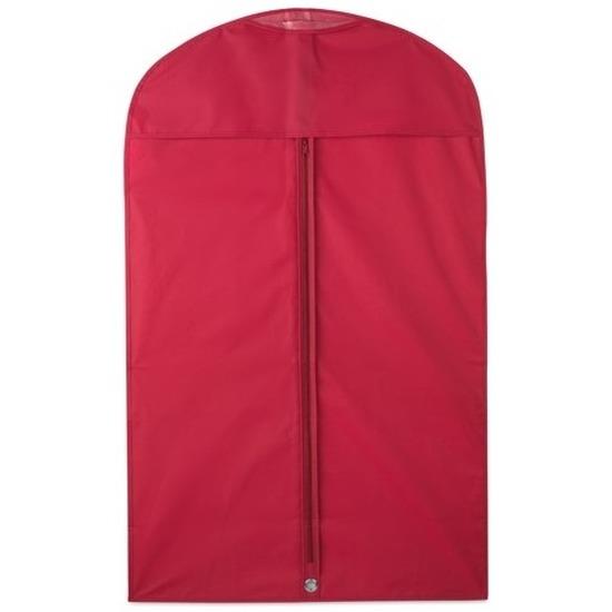 15x Colbert hoes rood 100 x 60 cm