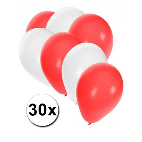 30 Zwitserse Ballonnen