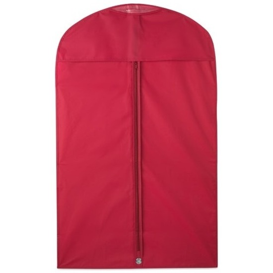 3x Colbert hoes rood 100 x 60 cm