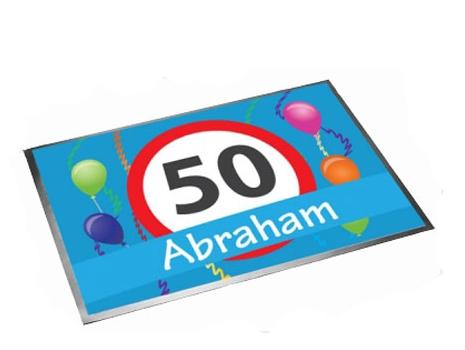 Abraham deurmatten
