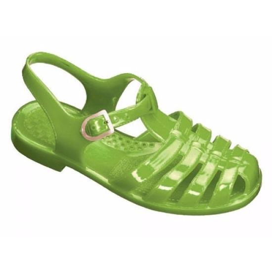 Afzwem waterschoenen groen