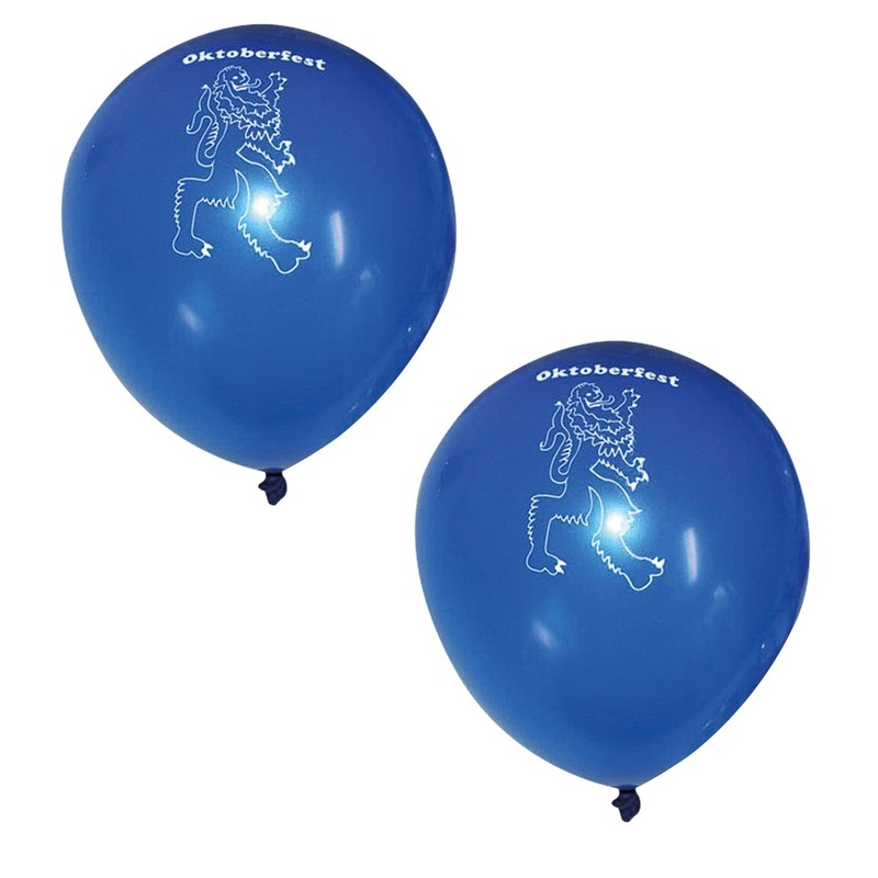 Beierse ballonnen 24 stuks