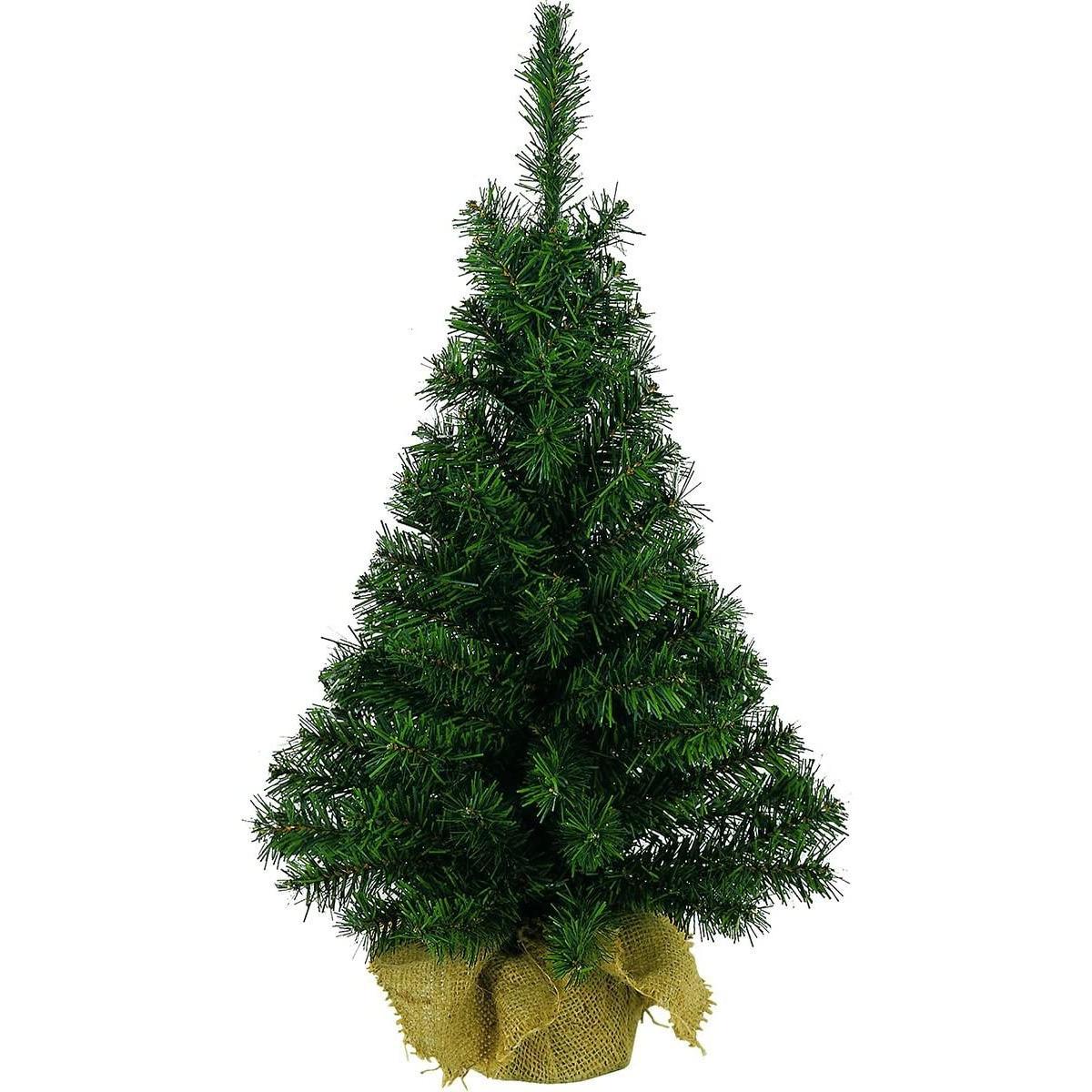 Bureau kerstboompje groen 45 cm