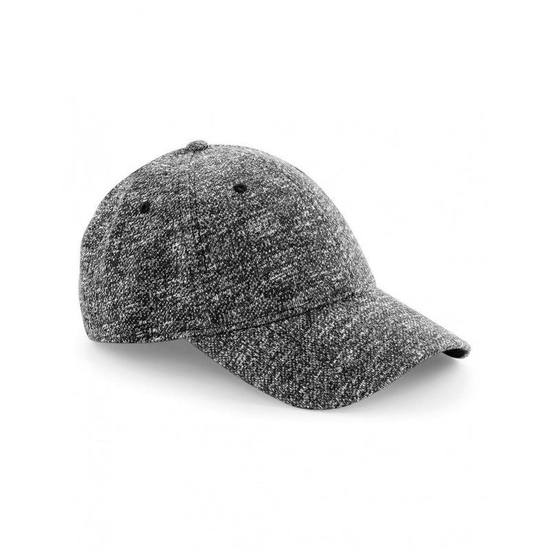 Cap stretch grijs volwassen