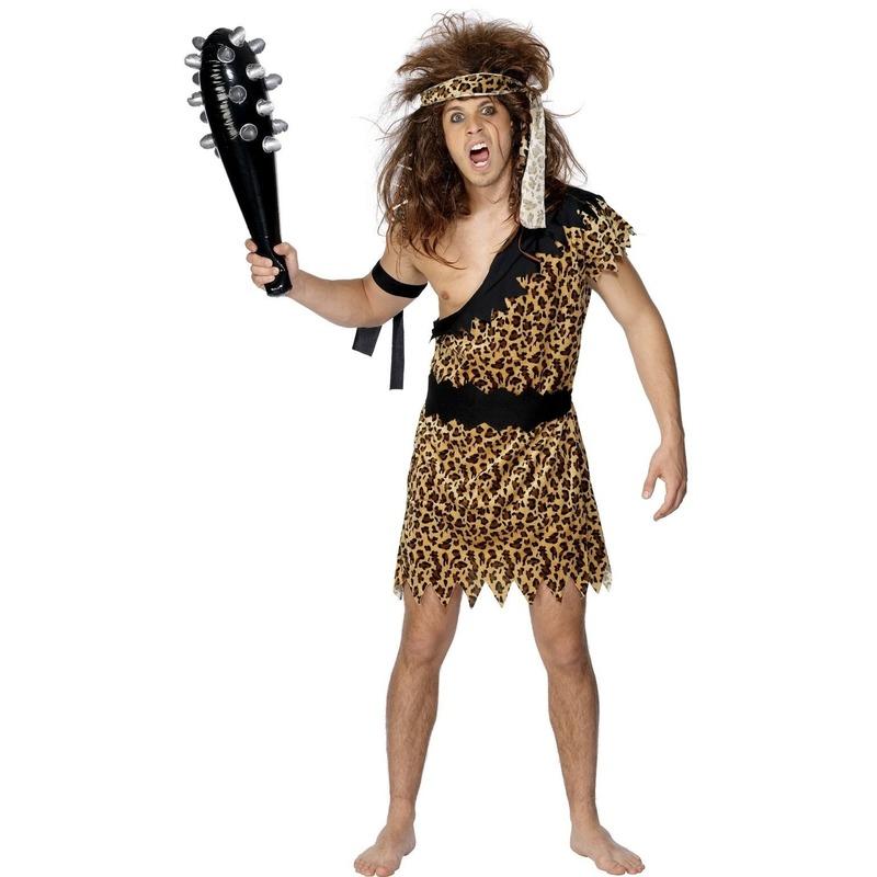Caveman pak voor mannen