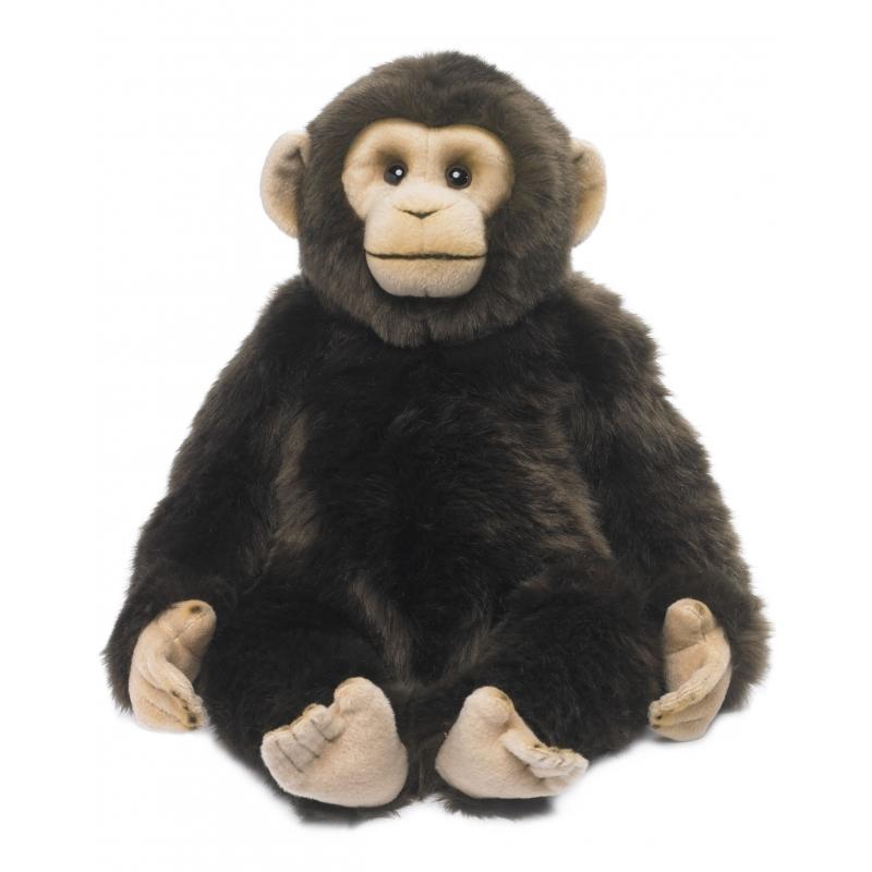 Chimpansee knuffels 40 cm