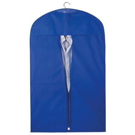Colbert hoes blauw 100 x 60 cm 2 stuks