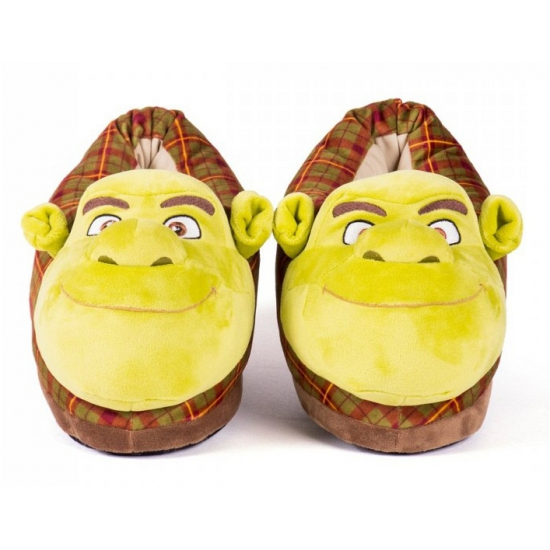 Comfortabele Shrek pantoffels voor kids