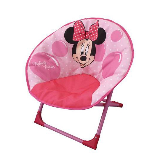 Disney Minnie Mouse kinderstoeltje-kuipstoeltje 54 x 51 x 32 cm kindermeubels