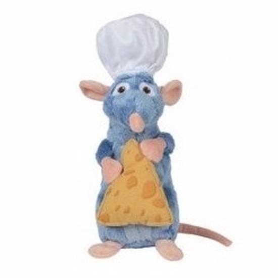 Disney Ratatouille knuffel rat Remy 25 cm