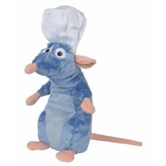 Disney Ratatouille knuffel rat Remy 43 cm