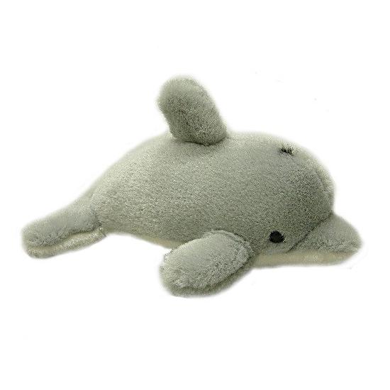 Dolfijn knuffeldiertje 15 cm
