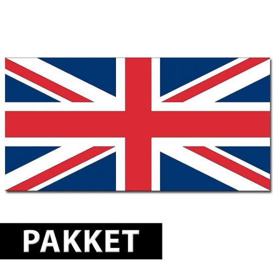 Engeland decoratie pakket