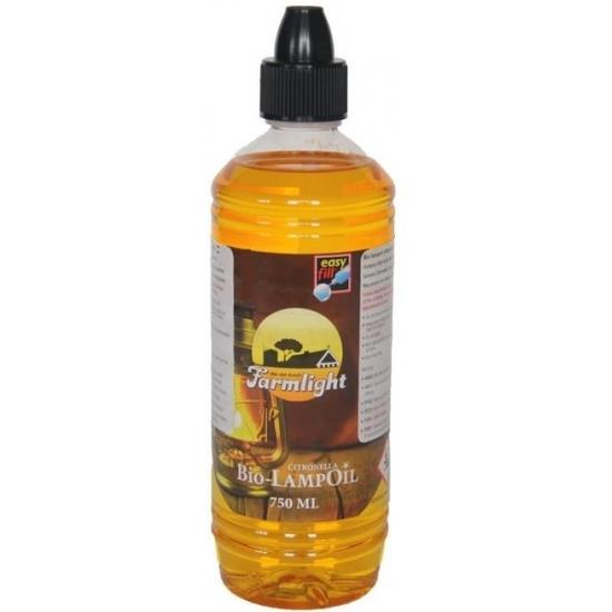 Flessen Citronella lampenolie 750 ml