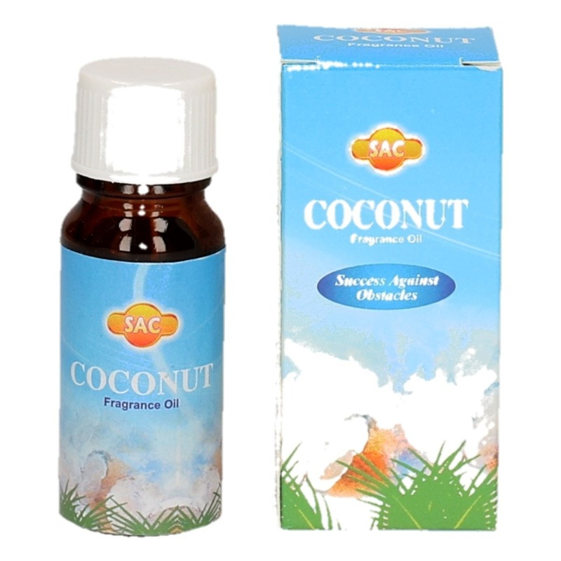Geurolie kokosnoot 10 ml flesje