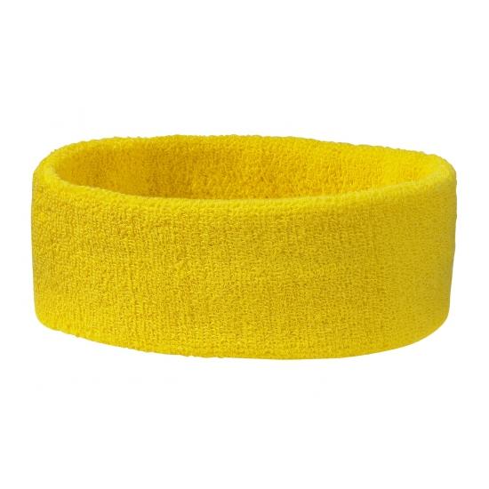 Goudgele hoofdband