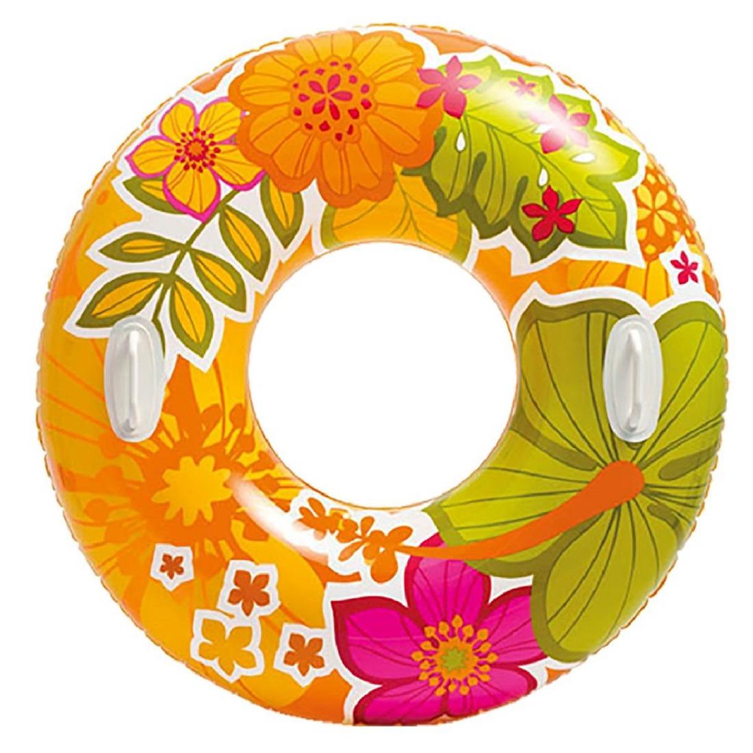 Intex oranje zwembanden 97 cm