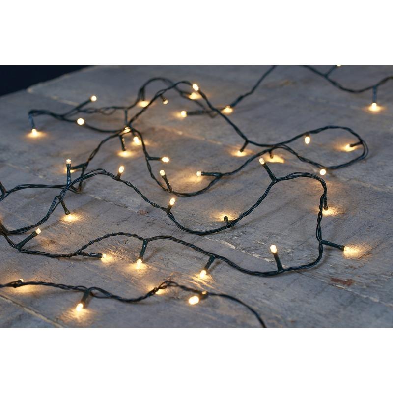Kerstboomverlichting buiten 180 led-lampjes