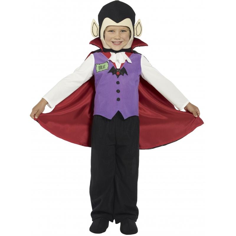 Kinder vampier kostuum Graaf Dracula