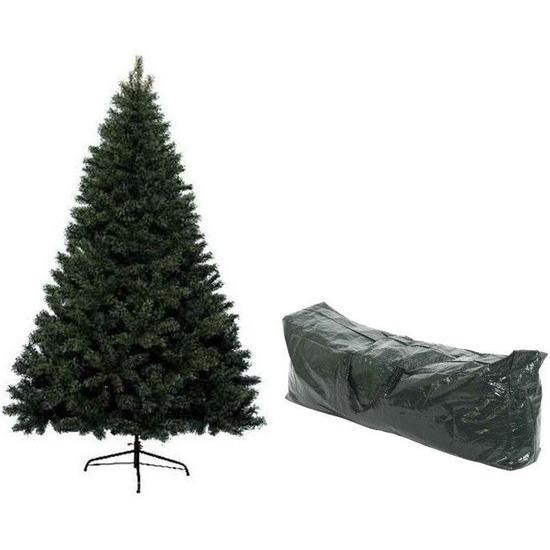 Kunstbomen Canada Spruce groen 210 cm met opbergzak