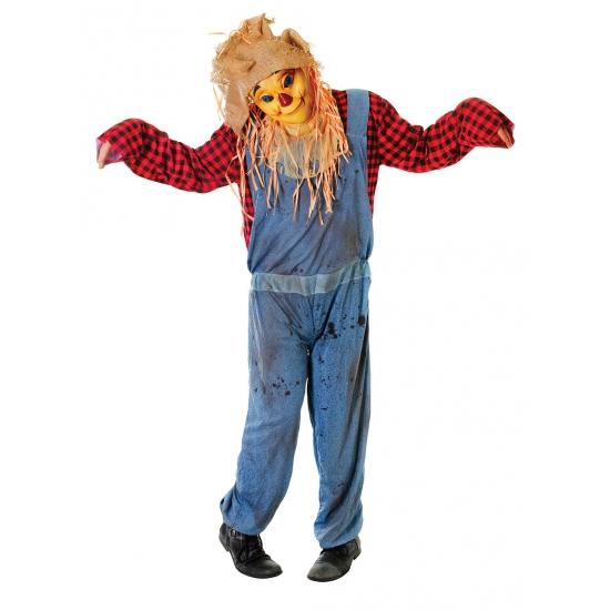 Enge Kostuums Halloween.Enge Vogelverschrikker Outfit Partyshopper Halloween