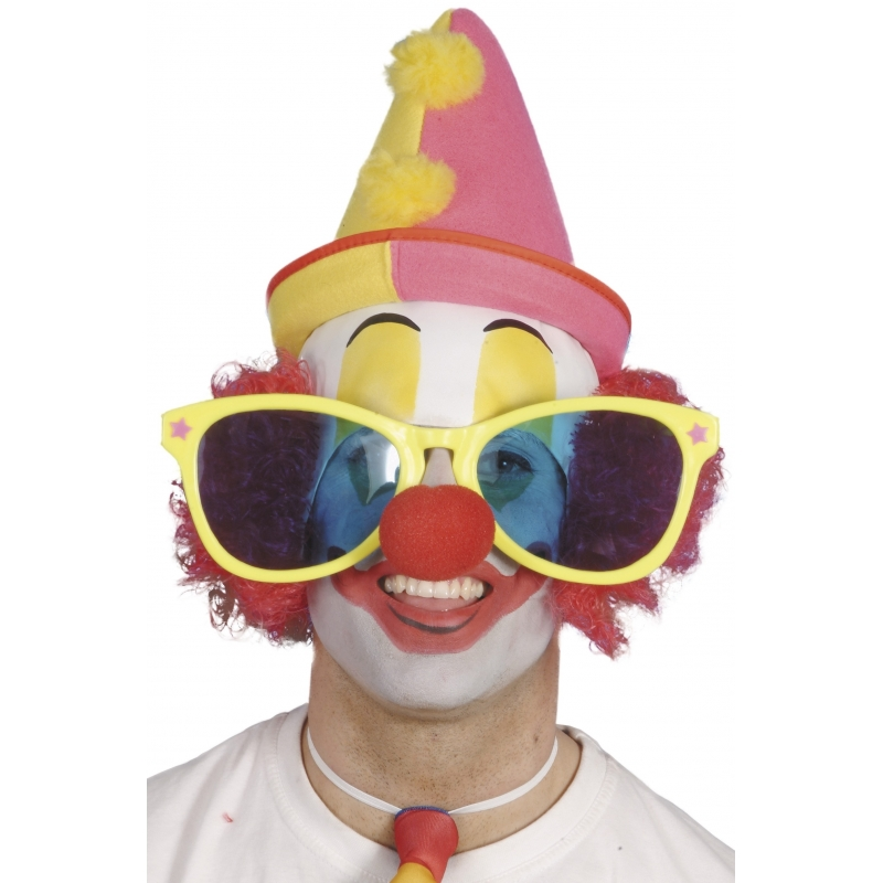 Mega clowns bril