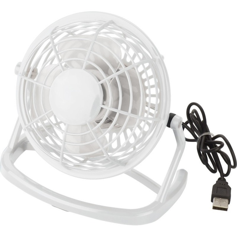 Mini ventilator met USB stekker