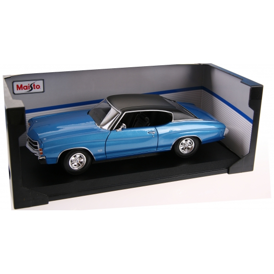 Model auto Chevrolet Chevelle SS 454 1:18