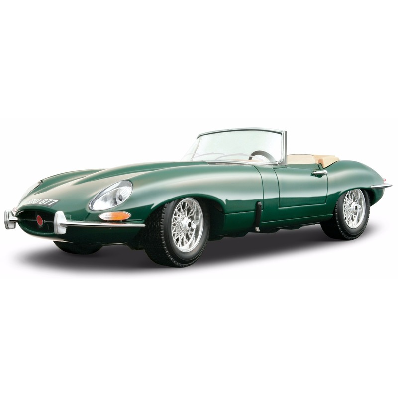 Model auto Jaguar E-type 1:18