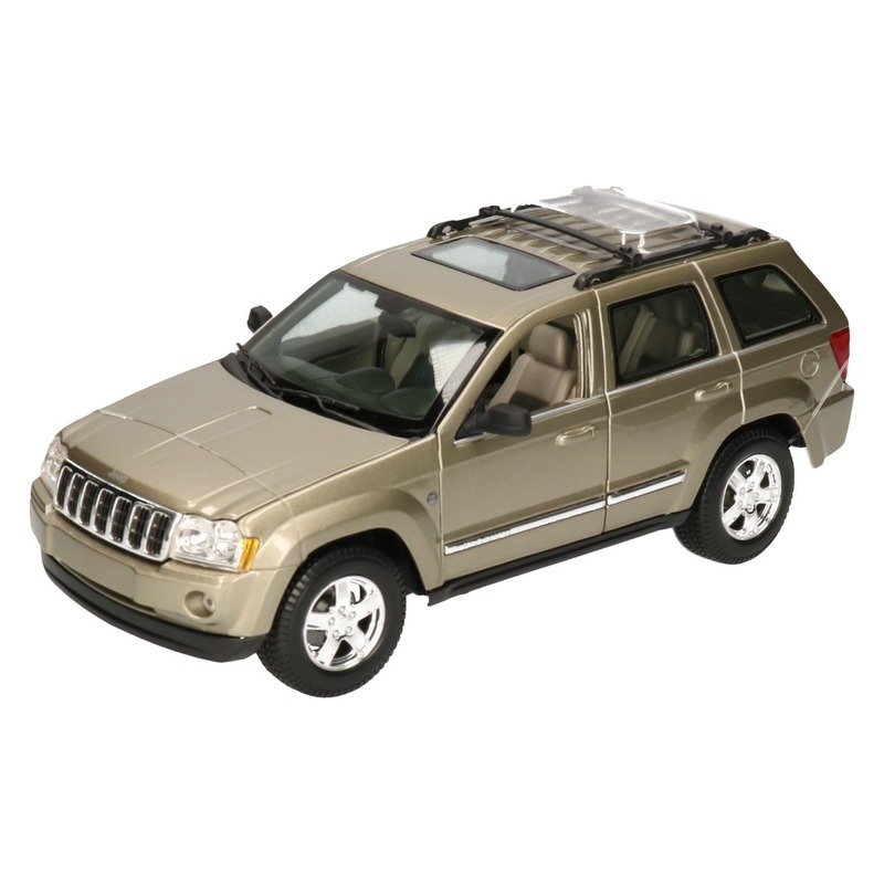 Model auto Jeep Grand Cherokee 1:18