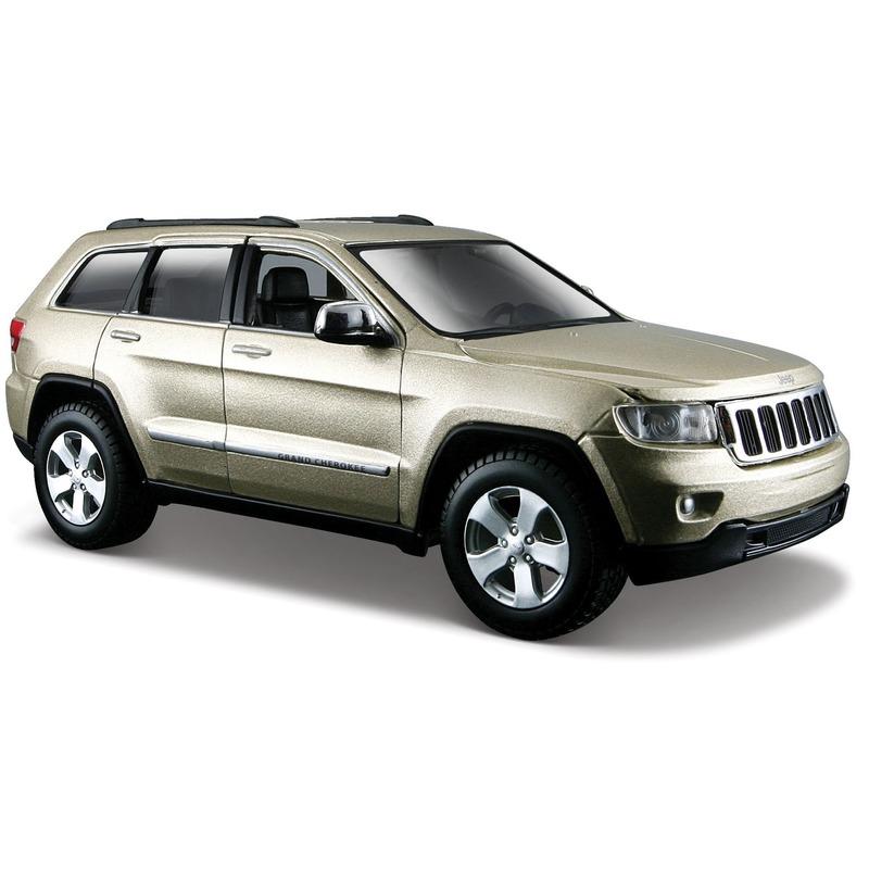 Model auto Jeep Grand Cherokee Laredo 1:24